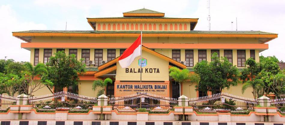 Pemerintah Kota Binjai